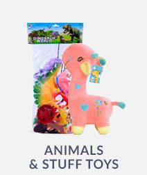 Animals & Stuff Toys