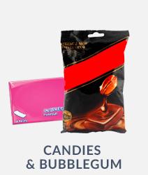 Candies & Bubble Gum