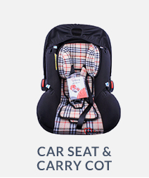 Car Seat & Carry Cot