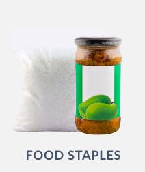 Food Staples