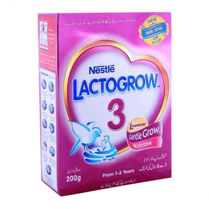 Nestle Lactogrow 3, 200g