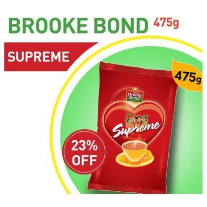 Brooke Bond Supreme Tea 475g