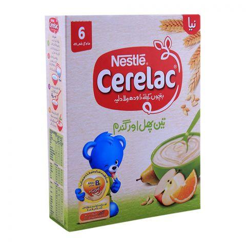 Nestle Cerelac 3-Fruits 350g