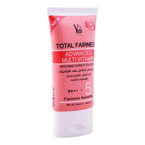 Yong Total Fairness Advanced Multivitamin Whitening Fairness Solution