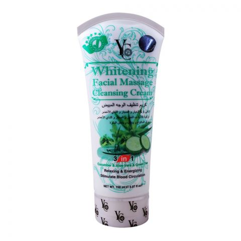 YC Whitening Facial Massage Cleansing Cream