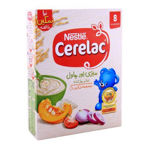Nestle Cerelac Pumpkin Tomato & Onion 175g