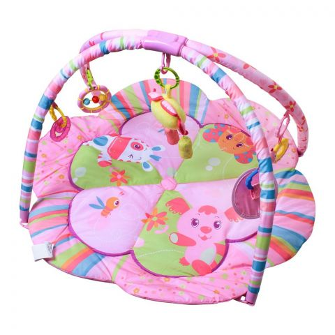 Mastela Pink Flower Park Baby Play Gym, 8068