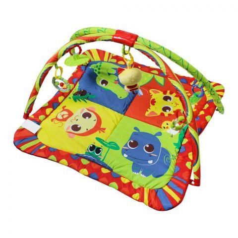 Mastela Safari Paradise Baby Play Gym, Animals, 8063
