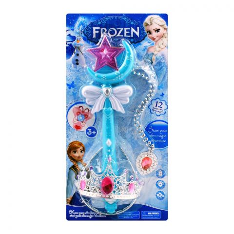 Live Long Frozen Magic Wand Set, 128A-14
