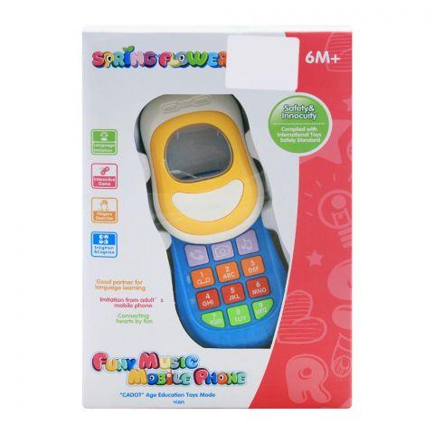 Live Long L & S Mobile Phone, 8002