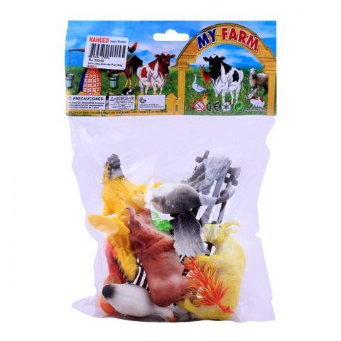 Live Long My Farm Animals, Poly Bag, 1865-1