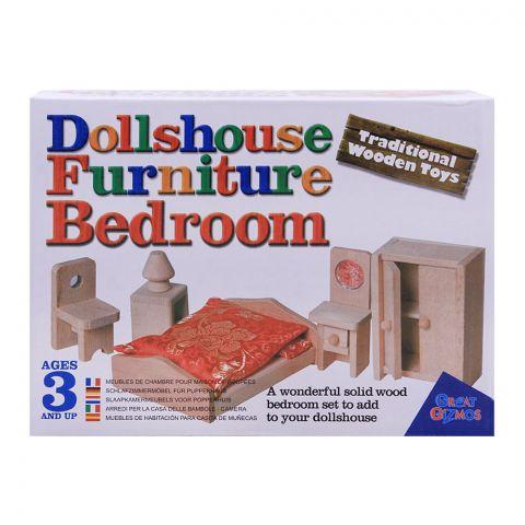 Live Long Wooden Toy Bedroom Furniture, 2305-11