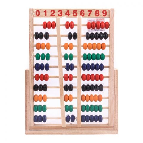 Live Long Wooden Open Abacus, 2305-9