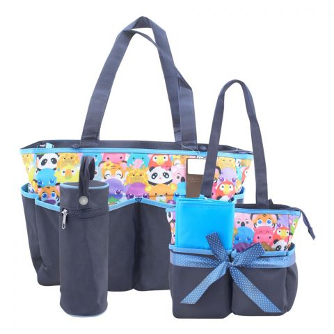 Colorland Zoo Baby Bag Set, 5 Pieces, BB999AQ