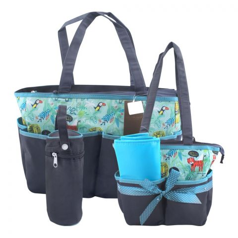Colorland Hello King Baby Bag Set, 5 Pieces, BB999AT